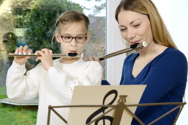 Professeur de flûte traversière à domicile sur Nantes