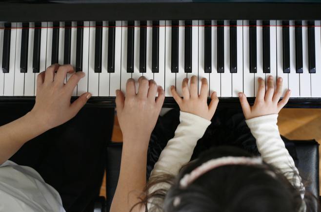 Cours de piano à domicile sur Paris